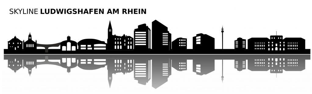 Ludwigshafen, Stadtansicht