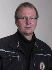 Erik Hundinger, Schornsteinfegermeister