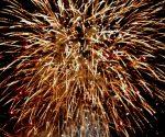 Feuerwerk fürs Neue Jahr